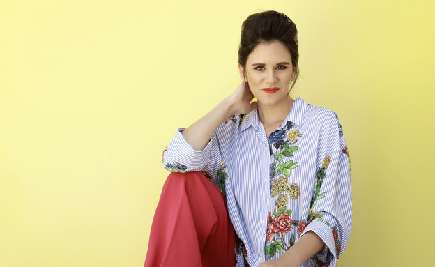 אמילי עמרוסי  (צילום: טל עבודי , מגזין נשים)