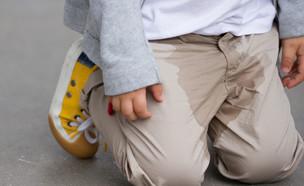גמילה מחיתולים (צילום: goodmoments, Shutterstock)