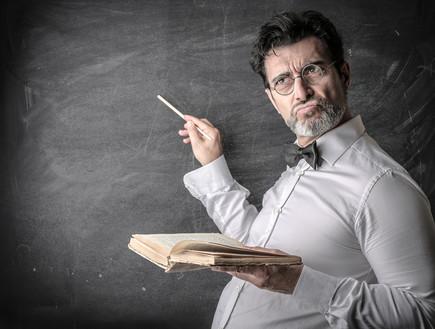 משפטים שמורים אומרים (אילוסטרציה: Ollyy, Shutterstock)