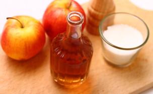 חומץ תפוחים (צילום: janosmarton, Shutterstock)