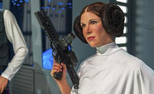 הנסיכה ליאה מלחמת הכוכבים (צילום: Yuri Turkov, Shutterstock)
