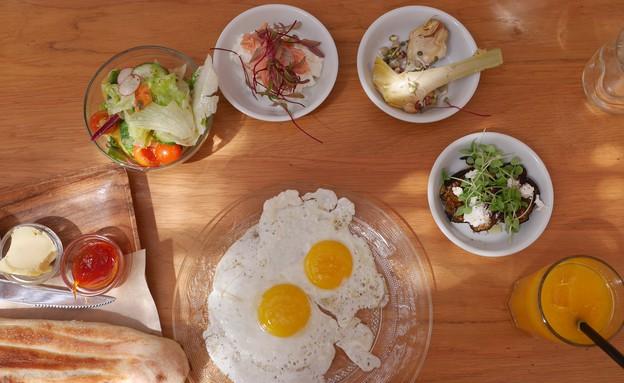 ארוחת בוקר, קולוניה (צילום: גיל גוטקין, אוכל טוב)