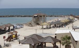 החוף הנפרד בתל אביב  (צילום: רמי זרנגר, מגזין נשים)