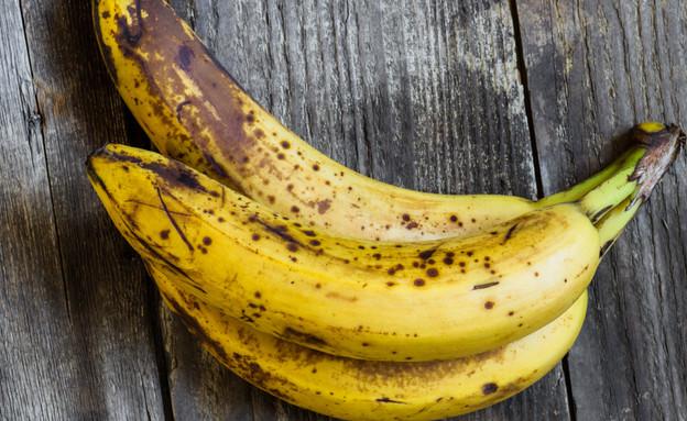 בננות בשלות (צילום: c12, Shutterstock)