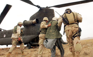 לוחמים באפגניסטן (צילום: Darren McCollester, GettyImages IL)