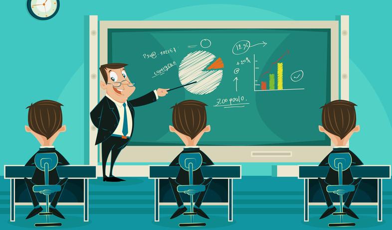 קורסים מקצועיים (אילוסטרציה: snapgalleria, Shutterstock)
