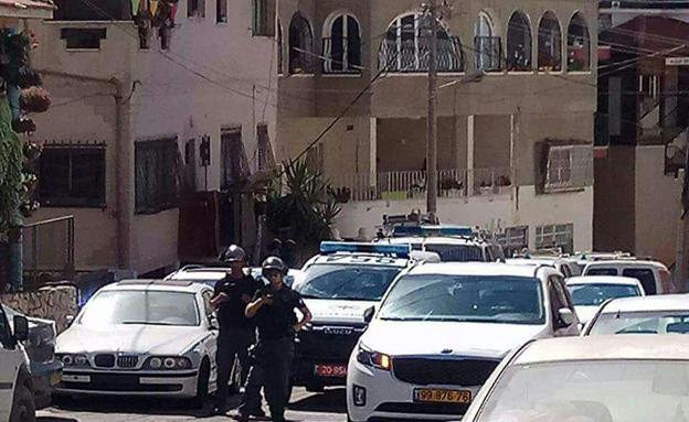 המעצרים באום אל פאחם