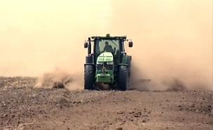 מדוע השקיית השדות הצפון הופסקה? (צילום: חדשות 2)