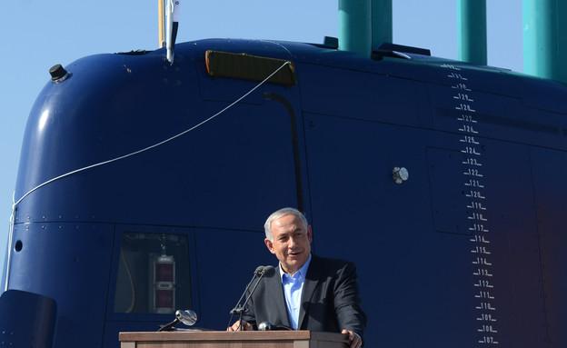 פרשת הצוללות (צילום: GPO, GettyImages IL)