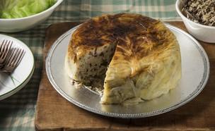 עוגת כרוב (צילום: אפיק גבאי, מתכון לחיסכון)