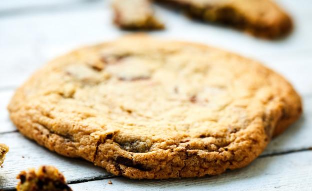 עוגיית שוקולד צ'יפס רכה (צילום: אמיר מנחם, אוכל טוב)