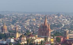 סאן מיגל דה איינדה, מקסיקו (צילום: רויטרס)