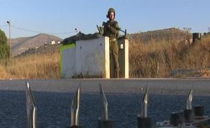 החיילים ששירתו עם אלאור משתחררים (צילום: חדשות 2)