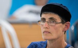 """עברה לשערי צדק, ד""""ר איריס פריד (צילום: Yonatan Sindel/Flash90)"""