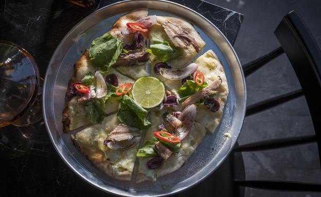 פיצה יפואית, יריחו (צילום: אנטולי מיכאלו, יחסי ציבור)
