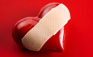 לב שבור (צילום: Misunseo, Shutterstock)
