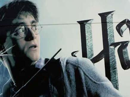 הארי פוטר (צילום: חדשות 2)