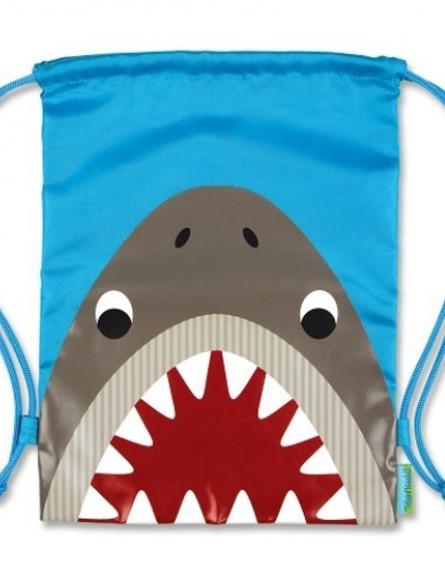 עשרים פריטים קיציים ב, 40, תיק שרוך כריש