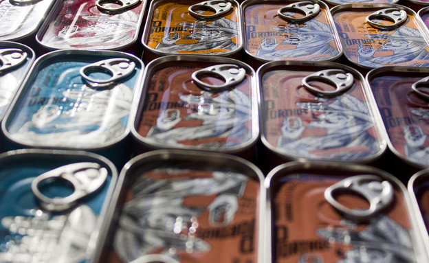 קופסאות שימורים (צילום: rfranca, Shutterstock)