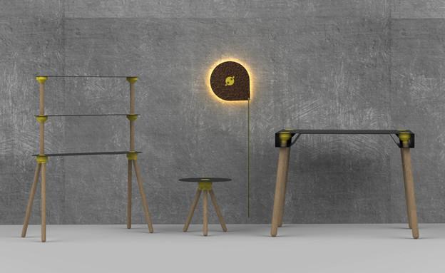 תערוכות בוגרים חלק ב – OBY בעיצוב יהונתן כהן, עיצוב תעשייתי בצלאל (צילום: יחסי ציבור)