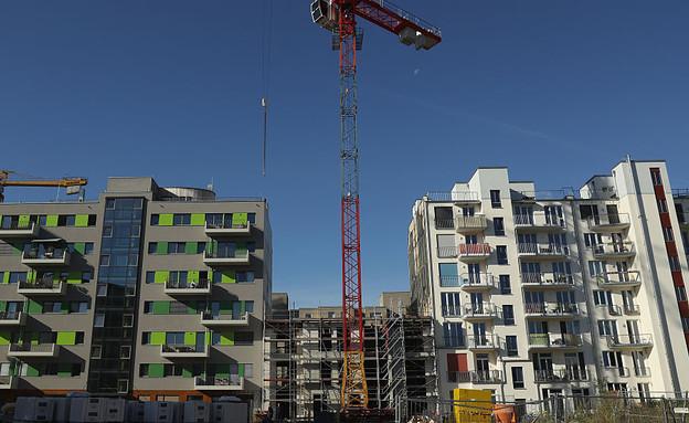 בית דירות במרכז ברלין (צילום: Sean Gallup, GettyImages IL)