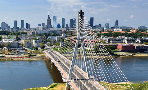 ורשה (צילום: itsmejust, Shutterstock)