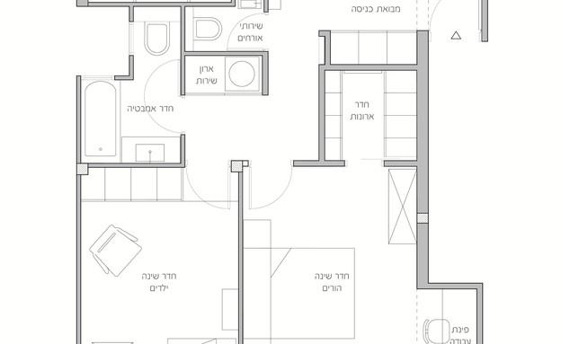 תוכנית הבית, עדי שטרן (2) (צילום: צילום ביתי)