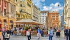 רחוב באירופה (צילום: Brian Kinney, ShutterStock)