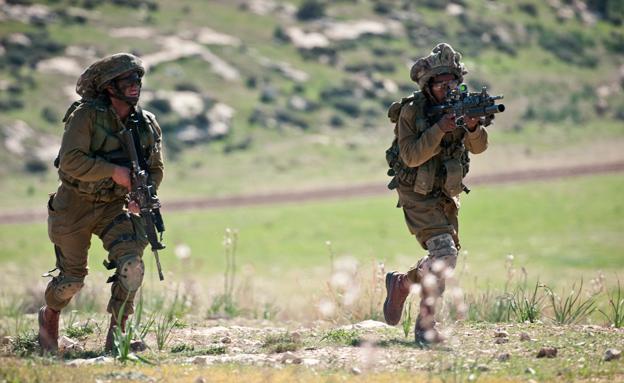 """אחרי ההכשרה, תגיעו אל היחידות (צילום: דו""""צ)"""