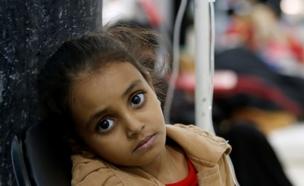 תימן, ילדים (צילום: חדשות 2)