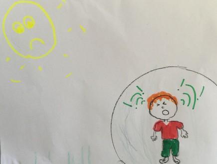 ציור של רונה - עינת נתן
