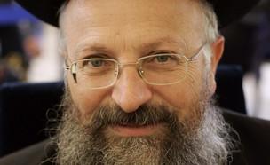 הרב שמואל אליהו (צילום: אוליבר פיטוסי , פלאש 90)