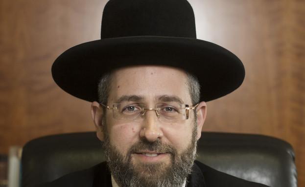 הרב דוד לאו (צילום: יונתן סינדל, פלאש 90)