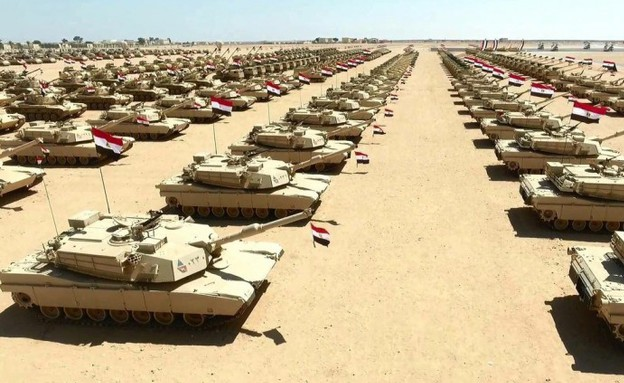 חניכת הבסיס הגדול במזרח התיכון