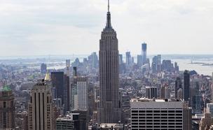 """""""מסוגל לפגוע בניו יורק"""" (צילום: רויטרס)"""