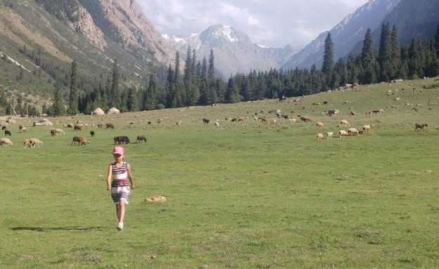 קירגיזסטן (צילום: ארי פינס, mako חופש)