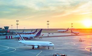 שדה תעופה (צילום: joyfull, Shutterstock)