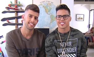 צפו בראיון המלא עם סטטיק ובן אל (צילום: חדשות 2)