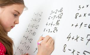 מתמטיקה בגיל הרך (אילוסטרציה: Bosnian, Shutterstock)