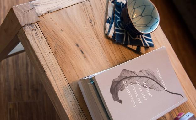 אילן דרור - פשוט, טבעי, ארעי, לא יומרני. אסתטיקת הוואבי סאבי מוצאת (צילום: גלעד רדט)
