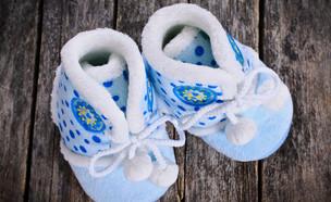 נעלי תינוק  (צילום: ziashusha, Shutterstock)
