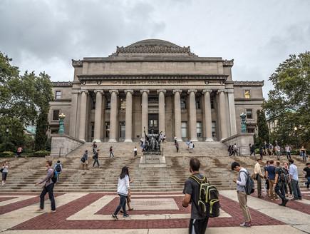 אוניברסיטת קולומביה (צילום: Drop of Light, Shutterstock)