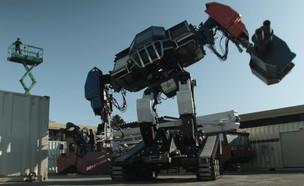 רובוט הקרב Eagle Prime של MegaBots (צילום: MegaBots, פייסבוק)