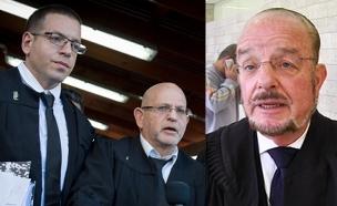 הפרקליטים לשעבר תוקפים (צילום: פלאש 90, מרים אלסטר, חדשות 2 - שלמור)