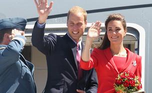 משפחת המלוכה אורזת (צילום: Chris Jackson, GettyImages IL)