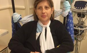 במחלקת ניתוחי לב (צילום: צילום פרטי)
