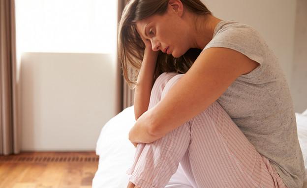 דיכאון (צילום: Monkey Business Images, Shutterstock)