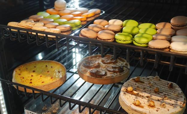 עוגות ויטרינה, בבקה בייקרי (צילום: גיל גוטקין, אוכל טוב)
