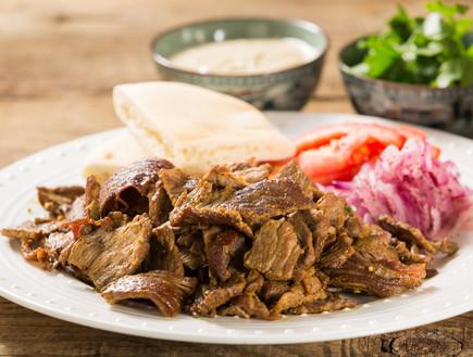שווארמה בקר ביתית (צילום: בני גם זו לטובה, אוכל טוב)