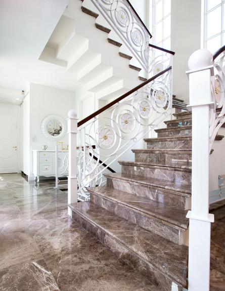 ורד ומוטי, מדרגות (צילום: שגיא מורן)